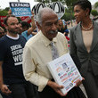 John Conyers Activists, Unions Rally in Support of Expanded Social Security Benefits