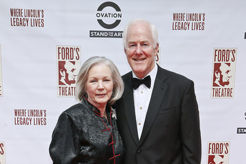 John Cornyn Ovation TV Is The Red Carpet Sponsor Of The 2019 Ford's Theatre Gala