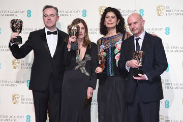 John Crowley EE British Academy Film Awards - Winners Room