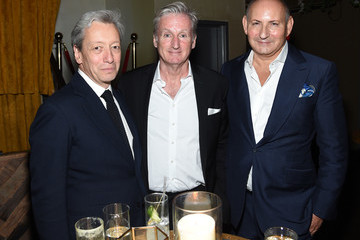 John Demsey The Business Of Fashion Celebrates Special Print Edition On 'The Age Of Influence' In New York