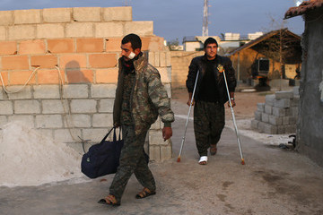 John Gallagher Syrian Kurdish Republic of Rojava Becomes Bulwark in Battle Against ISIL