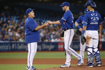 John Gibbons Kansas City Royals v Toronto Blue Jays