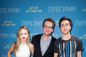 John Green The 'Paper Towns' Get Lost Get Found Dallas Tour