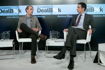 John Hering The New York Times DealBook Conference
