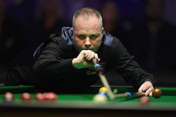 John Higgins The Dafabet Masters - Day Four