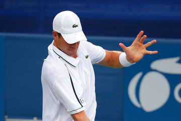 John Isner BB&T Atlanta Open - Day 4