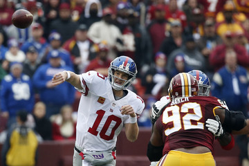 John Jerry New York Giants v Washington Redskins