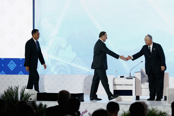 Business Leaders Gather For 2013 APEC Summit
