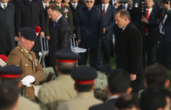 Gallipoli Campaign Centenary: The Commemorations, April 24 []