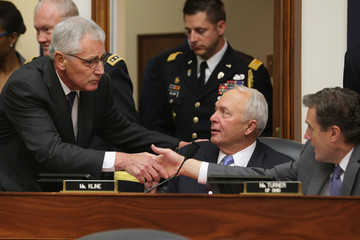 John Kline House Armed Services Committee Hearing