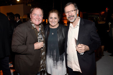 John Lasseter Variety and Nickelodeon 10 Animators to Watch Event