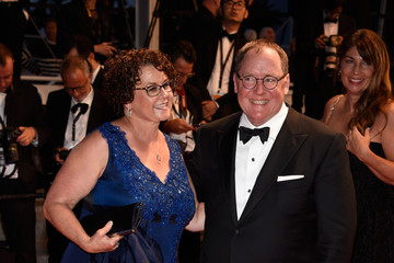 John Lasseter 'Inside Out' Premiere - The 68th Annual Cannes Film Festival