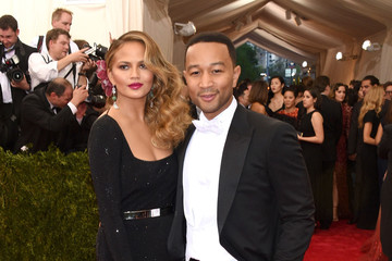 John Legend 'China: Through The Looking Glass' Costume Institute Benefit Gala - Arrivals