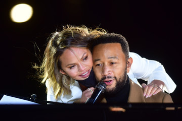 John Legend Chrissy Teigen Entertainment  Pictures of the Month - November 2020