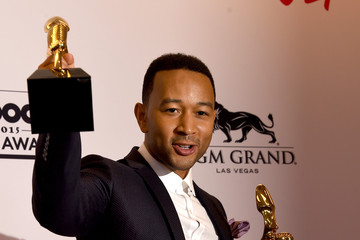 John Legend 2015 Billboard Music Awards - Press Room