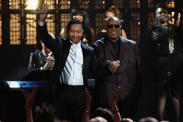 John Legend 30th Annual Rock And Roll Hall Of Fame Induction Ceremony - Show