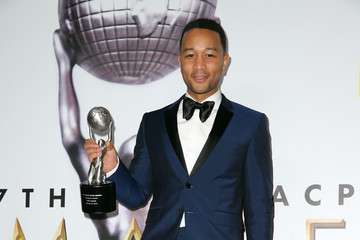 John Legend 47th NAACP Image Awards Presented By TV One - Press Room