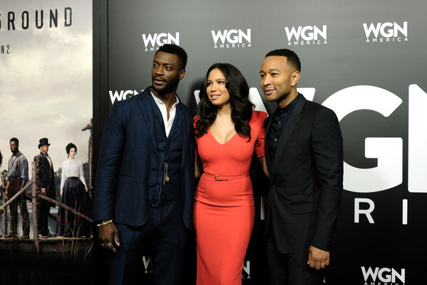 Photo Call For WGN America's 'Underground' And 'Outsiders'