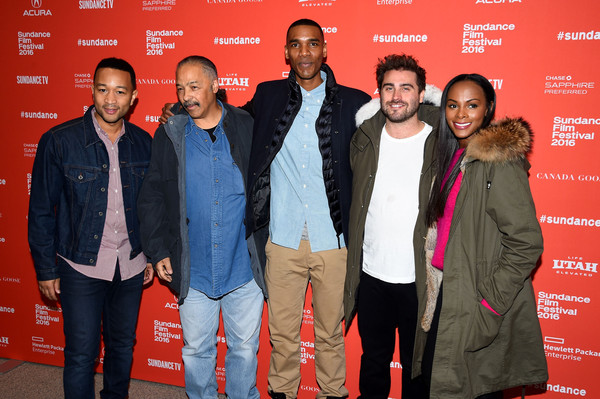 'Southside With You' Premiere - Arrivals - 2016 Sundance Film Festival