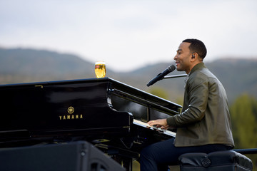 John Legend Stella Artois And John Legend Launch 'Host Beautifully'