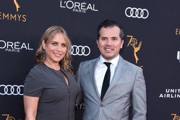 John Leguizamo Justine Maurer Television Academy Honors Emmy Nominated Performers - Arrivals