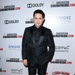 John Lloyd Young 33rd American Cinematheque Award Presentation Honoring Charlize Theron - Arrivals