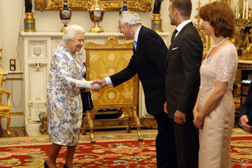 John Major Queen's Young Leaders Awards Ceremony