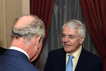 John Major Commonwealth Day Service And Reception