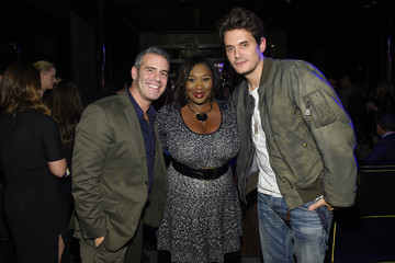 John Mayer Andy Cohen & SiriusXM Celebrate the Launch of Cohen's New, Exclusive SiriusXM Channel, Radio Andy