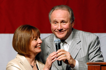 Michael Reagan John McCain Joins Sharron Angle At Get Out The Vote Rally In Las Vegas