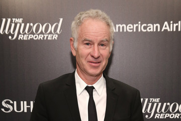 John McEnroe The Hollywoood Reporter Celebrates The 35 Most Powerful People In Media