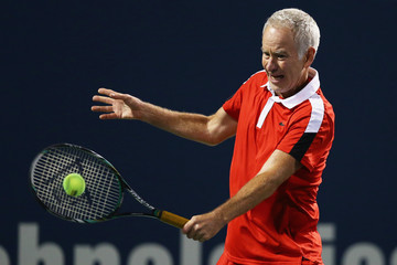John McEnroe Connecticut Open presented by United Technologies - Day 5
