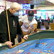 John Moore Nevada Casinos Reopen For Business After Closure For Coronavirus Pandemic