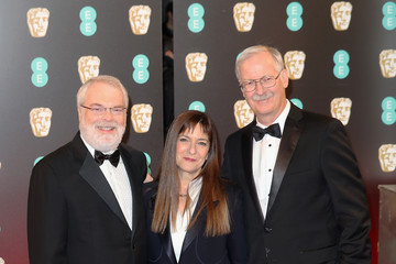 John Musker EE British Academy Film Awards - Red Carpet Arrivals