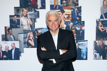 John O'Hurley Annual Charity Day Hosted By Cantor Fitzgerald, BGC and GFI - Cantor Fitzgerald Office - Arrivals
