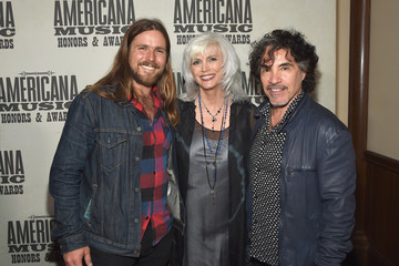 John Oates Americana Music Association Honors & Awards Red Carpet 2017