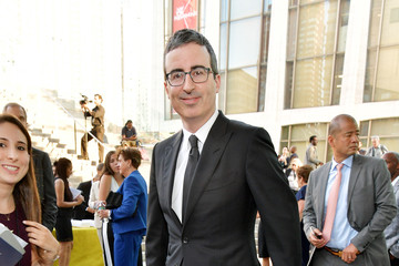 John Oliver Lincoln Center's American Songbook Gala - Inside