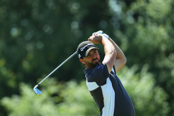 John Parry Lyoness Open - Day One
