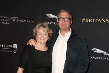 John Powell BAFTA Los Angeles Jaguar Britannia Awards Presented By BBC America And United Airlines - Arrivals