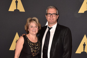 John Powell Academy Of Motion Picture Arts And Sciences' 2014 Governors Awards - Arrivals