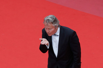 John Savage 'Happy As Lazzaro (Lazzaro Felice)' Red Carpet Arrivals - The 71st Annual Cannes Film Festival