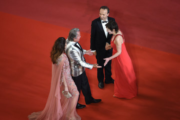John Savage 'Dogman' Red Carpet Arrivals - The 71st Annual Cannes Film Festival
