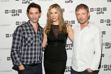 John Simm WIRED Cafe @ Comic Con - Day 3