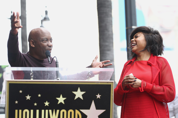Taraji P. Henson Honored With Star On The Hollywood Walk Of Fame