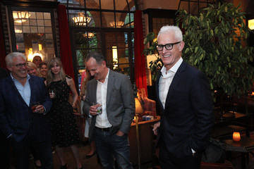 John Slattery Book Launch Party for Andrew Essex's 'THE END OF ADVERTISING' Hosted by Jane Rosenthal