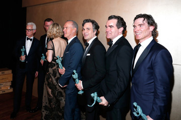 John Slattery Liev Schreiber The 22nd Annual Screen Actors Guild Awards - Backstage and Audience