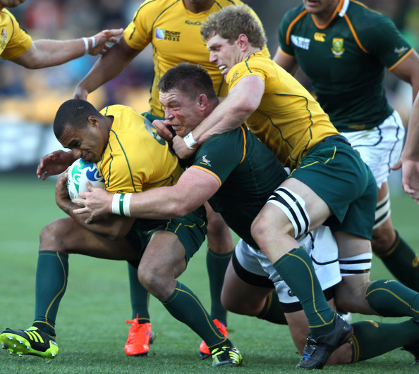 South West Rugby Cups: South Africa V Australia