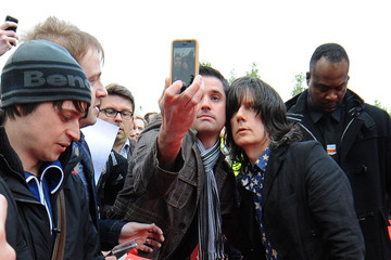 John Squire 'Made of Stone' Premieres in Manchester