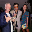 """John Stamos Los Angeles Premiere Of New HBO Limited Series """"The White Lotus"""" - Red Carpet"""