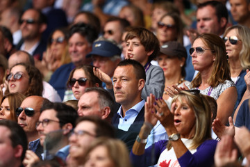 John Terry Day Nine: The Championships - Wimbledon 2017